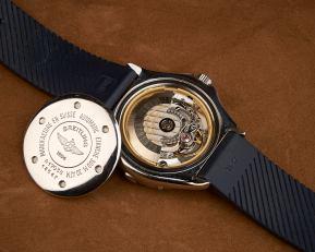Breitling detail