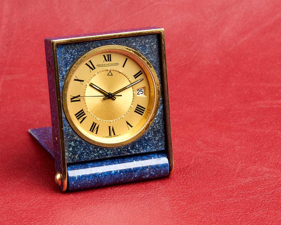 Antique travel watch